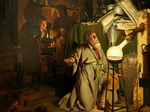 Has Machine-Learning Become Alchemy?