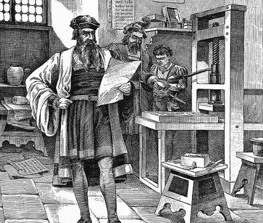 From Gutenberg to Machine Intelligence and Beyond