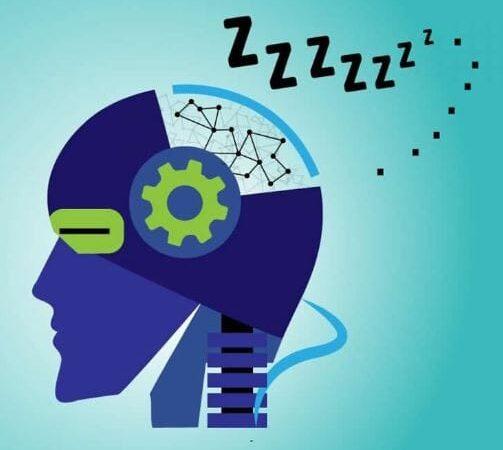 Artificial Brains May Need Sleep Too!